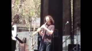 Kenny G Soundcheck at Zacatecas Mexico