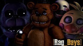 Rag Days или лучший фнаф сериал