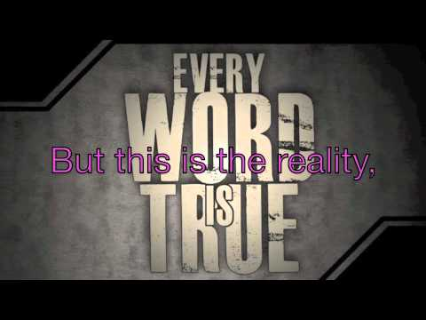 Sirens by Every Word Is True (w/lyrics)