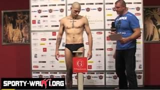 PLMMA 20: 77 kg: Michał Skupiński vs Marek Cieślikowski