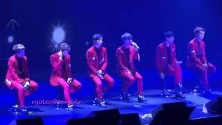 [FanCam] 20150501 VIXX - Love Letter UTOPIA Manila