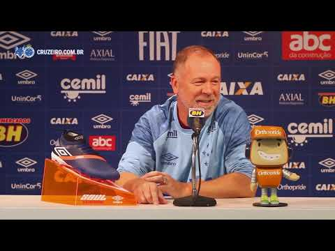 21/09/2018 - Coletiva: Mano Menezes