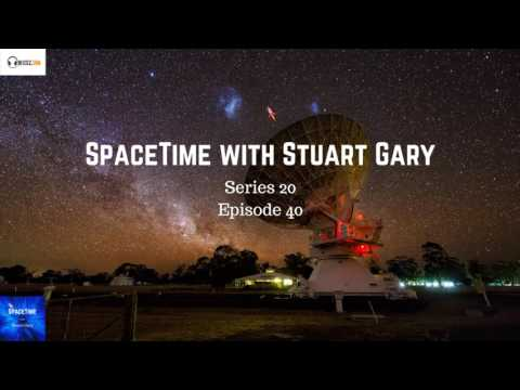 Magnetic bridge linking galaxies - SpaceTime with Stuart Gary S20E40