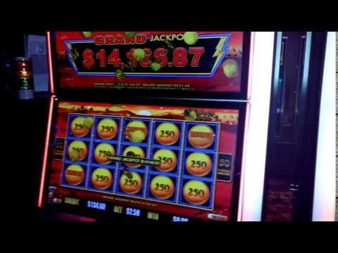 Grand Jackpot Lightning Link the Star Casino Gold Coast Aus