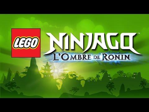 jeu lego ninjago l 39 ombre de ronin sur android. Black Bedroom Furniture Sets. Home Design Ideas