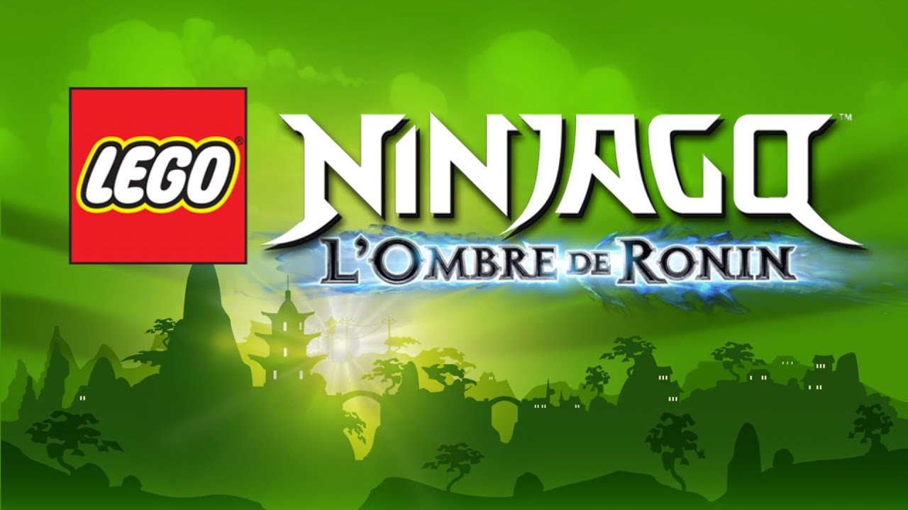 lego ninjago lombre de ronin android