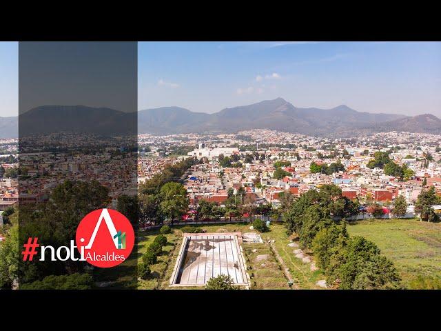 NotiAlcaldes: Recupera Coacalco deportivo Villa de las Flores