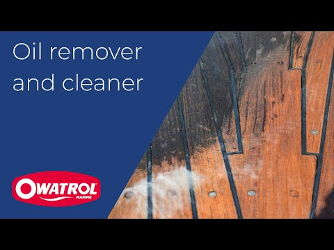 62 EN Owatrol Marine DEEP CLEANER - Oil remover and cleaner