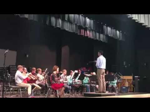 Walking in a Winter Wonderland-Wallingford Elementary School Band