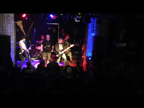 Violent Society (live) at Take This Bird and Shove It Fest 2016 - (5/7)
