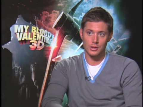 Jensen Ackles My Bloody Valentine 3D YouTube
