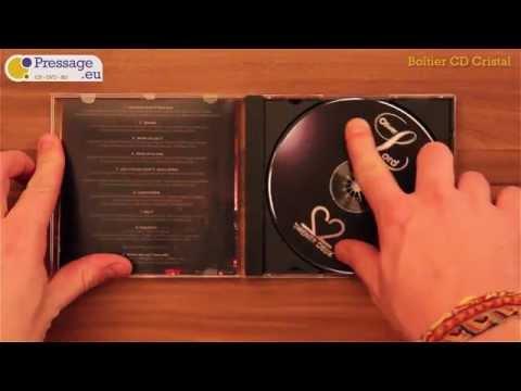 PRESSAGE.EU - Conditionnement : Boîtier CD Cristal (Opaque)