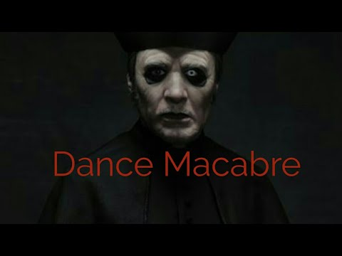 Ghost - dance macabre (unofficial lyrics)