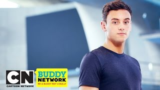 Tom Daley | CN Buddy Network | Cartoon Network