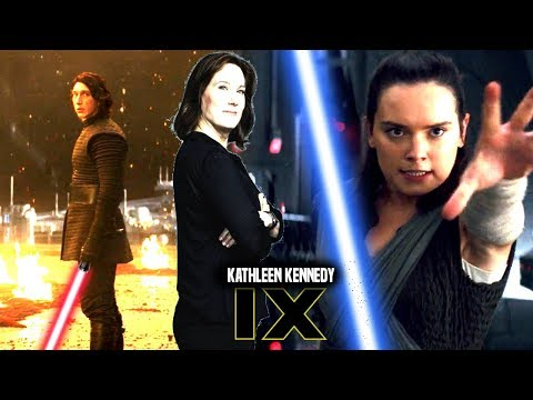 Star Wars! Disney May Want Kathleen Kennedy To Make Big Change For Episode 9!