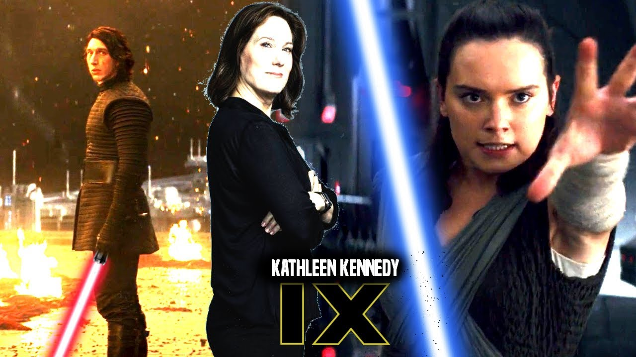 Download Star Wars! Disney May Want Kathleen Kennedy To Make Big Change For Episode 9!