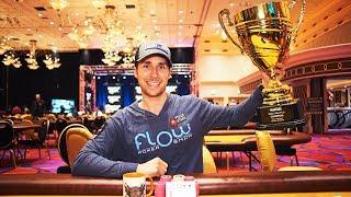 FINAL TABLE $550 PLO 6-max RIU Reno $8,000 to 1st!