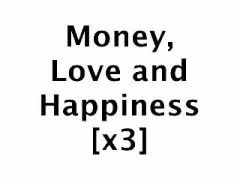 Money, Love & Happiness -Lyrics- Britney Spears