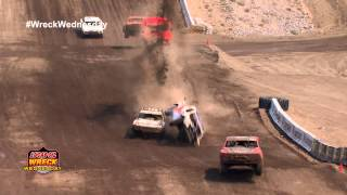 Wild Flips At Wild West Motorsports Park In The Lucas Oil Off Road Racing Series - WW #32