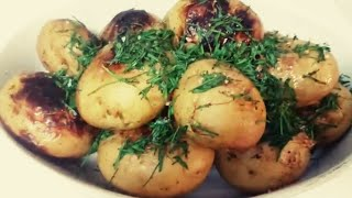 Smoked Potato