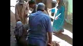 المحامى البلطجى فى قرية بسنديلة بالدقهلية