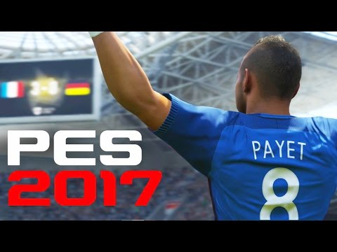 PES 2017 Gameplay - Pro Evolution Soccer 2017 Demo Gameplay & Impressions