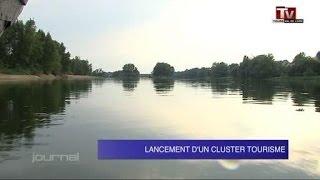 Centre: lancement d'un cluster tourisme