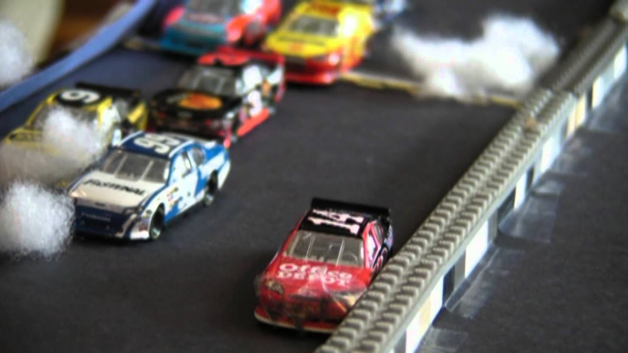 Nascars Toys 55