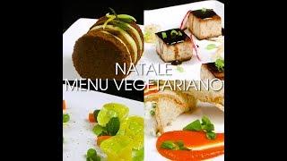 Natale: menu vegetariano
