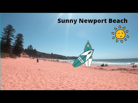 Best Beaches In Sydney - Number 5 - Newport Beach