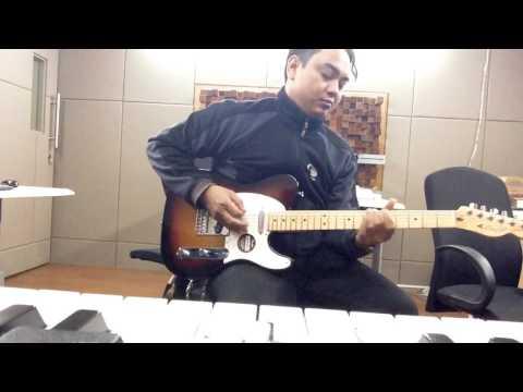 Tester gitar mahal #fendertelecasterUSA