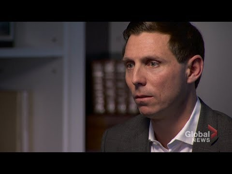 Patrick Brown interview part 1: Former Ontario PC leader refutes sexual misconduct allegations
