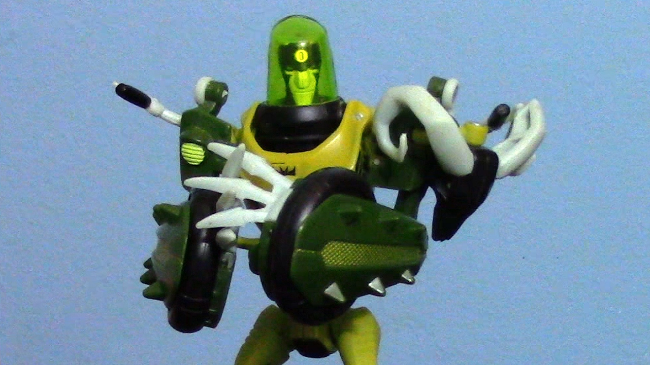 Transformers Animated Oil Slick Review