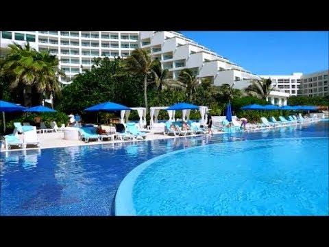 Live Aqua Beach Resort Cancun - Walking Tour, October 2017