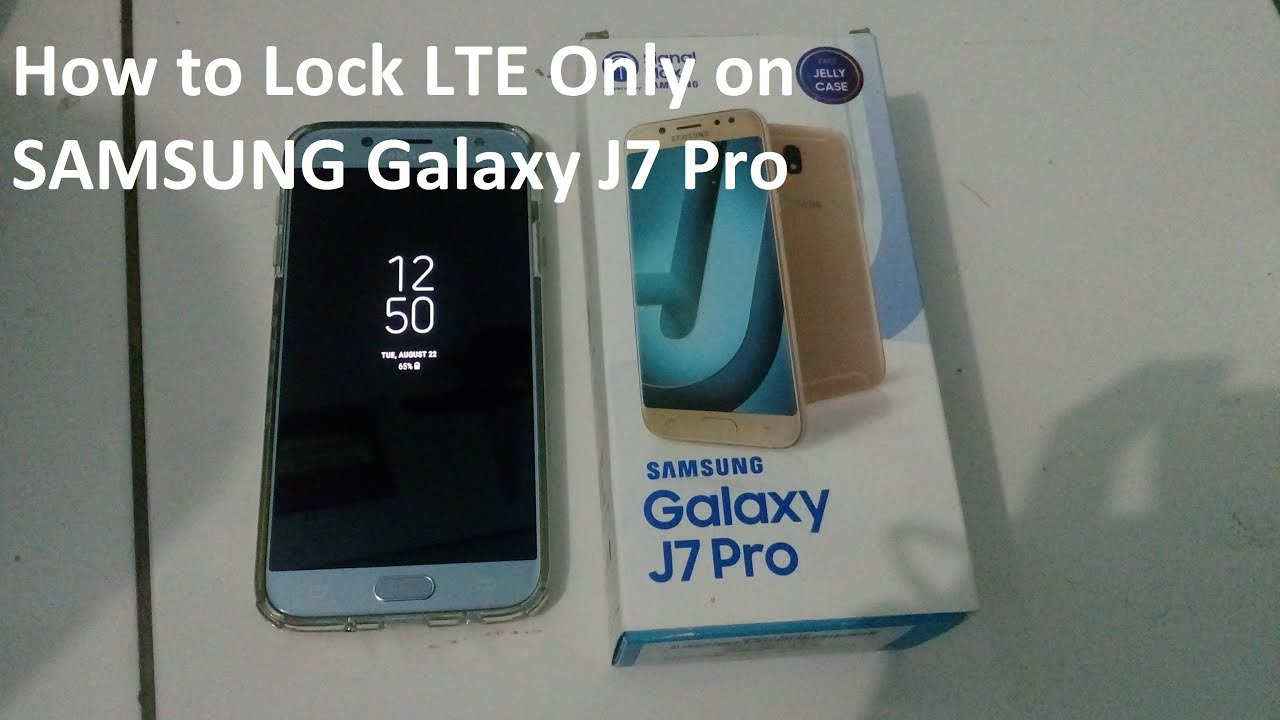 How To Lock 4G Only or LTE Only On Samsung without Root