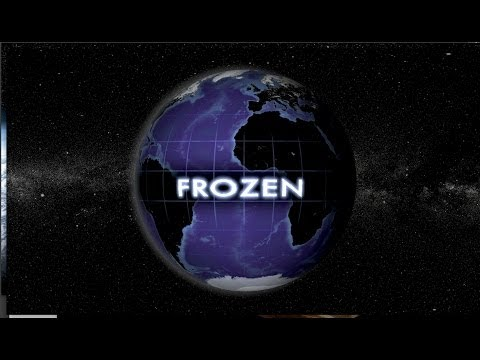 FROZEN - A Science On a Sphere Movie about Earth's Polar Regions