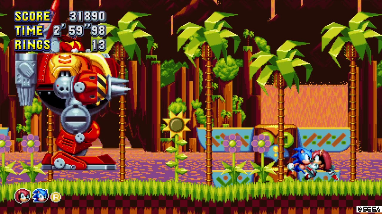Sonic Mania Plus Review (PS4) | PlayStation LifeStyle