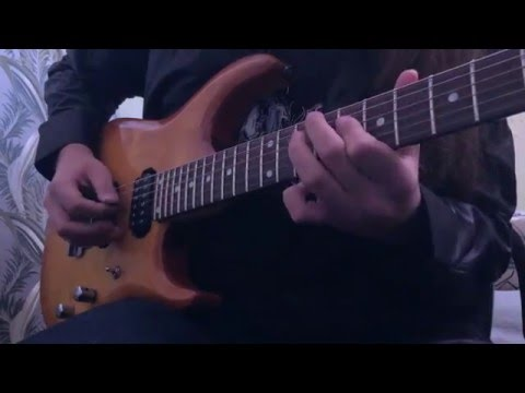 And The Waltz Goes On Guitar Cover (Anthony Hopkins composition)