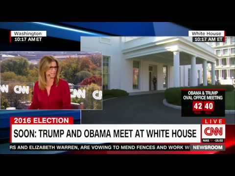 Jim DeMint on CNN's 'Newsroom' with Carol Costello discussing Trump presidency