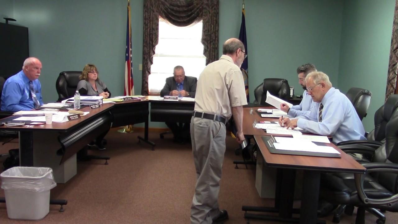 Champlain Town Board Meeting  6-11-19
