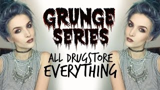 Grunge Series | All Drugstore Everything