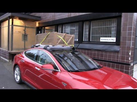 #20 Tesla Model S road trips: Using Whispbar part 1