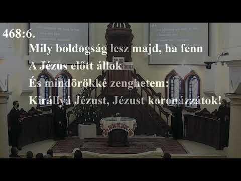 NyVREk Istentisztelet 2021.01.03. 10:30