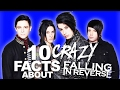 Download 10 Crazy Facts About Falling In Reverse MP3 song and Music Video
