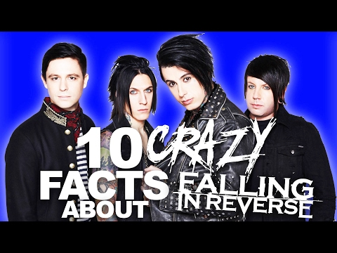 10 Crazy Facts About Falling In Reverse