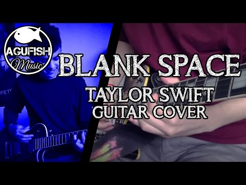 Taylor Swift - Blank Space (Rock Instrumental Cover)