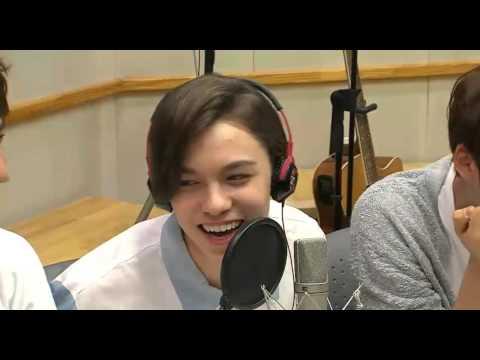 Seventeen @ Kiss the Radio: Vernon's Karaoke Cut