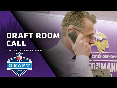 Draft Room Call: Garrett Bradbury Becomes A Minnesota Viking