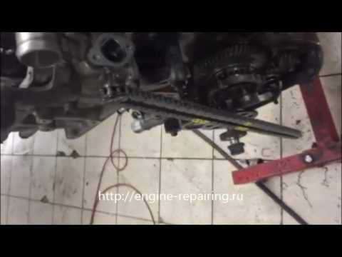 Видео Ремонт двигателя дизель