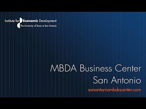 Minority Business Development Agency - Business Center San Antonio
